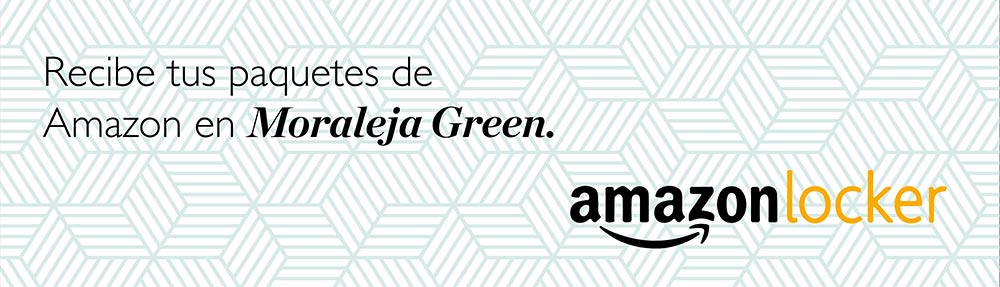 Amazon Locker | Moraleja Green