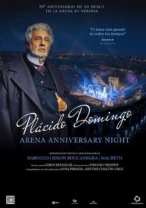 Placido Domingo 50º Aniversario